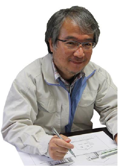 設計士 西川登