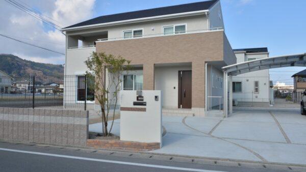 収納いっぱいの家事動線がいい家、将来の二世帯同居も考えた住まい