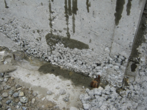 基礎土台施工の悪い例3