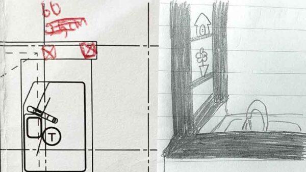 #11 キッチンに柱が必要に…😭
