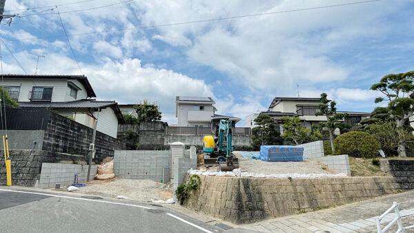 福岡県太宰府市高雄 K様邸 レポート②~基礎工事~